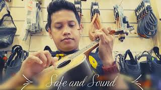 🎼Safe and Sound🎼 Taylor Swift feat. The Civil War - Ukulele Cover