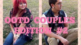 OOTD: Couples Edition: Floral Kimono & Jean Vest! Thumbnail