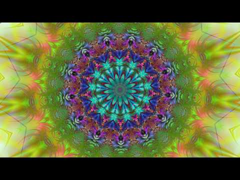 THE FLOWER OF GREAT BEAUTY UNFOLDING 81 | An ambient electronic music video for meditation