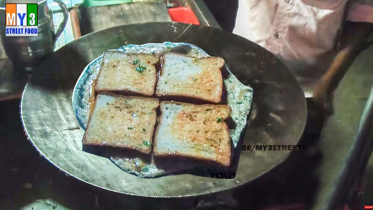 Bread omelet hyderbad street food street food in india street youtube premium forumfinder Images