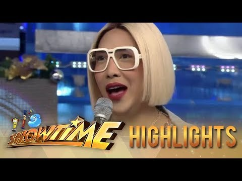 It's Showtime: Vice Ganda answers a Miss Universe question