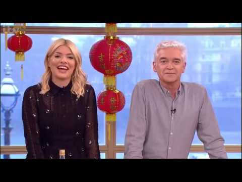 Chinese New Year Lion Dance ITV