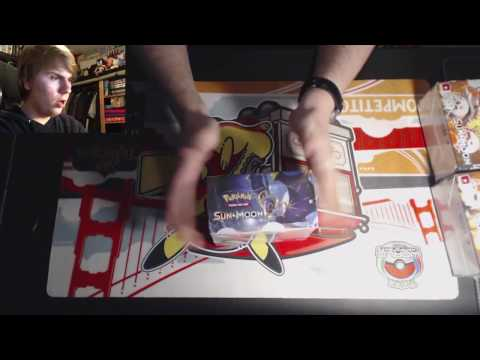 SUN & MOON BOOSTER BOX OPENING -