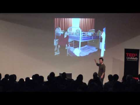How to turn off career autopilot: Tom Amos at TEDxUniMelb