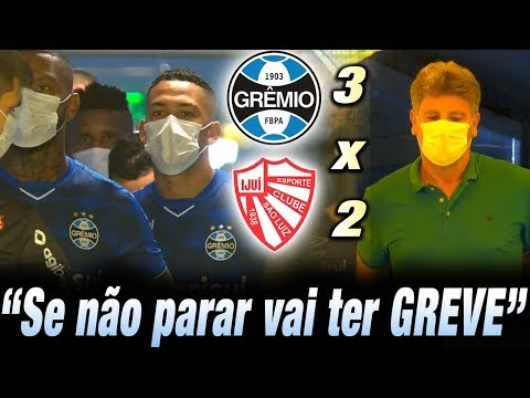 Grêmio x São Luiz Ao Vivo
