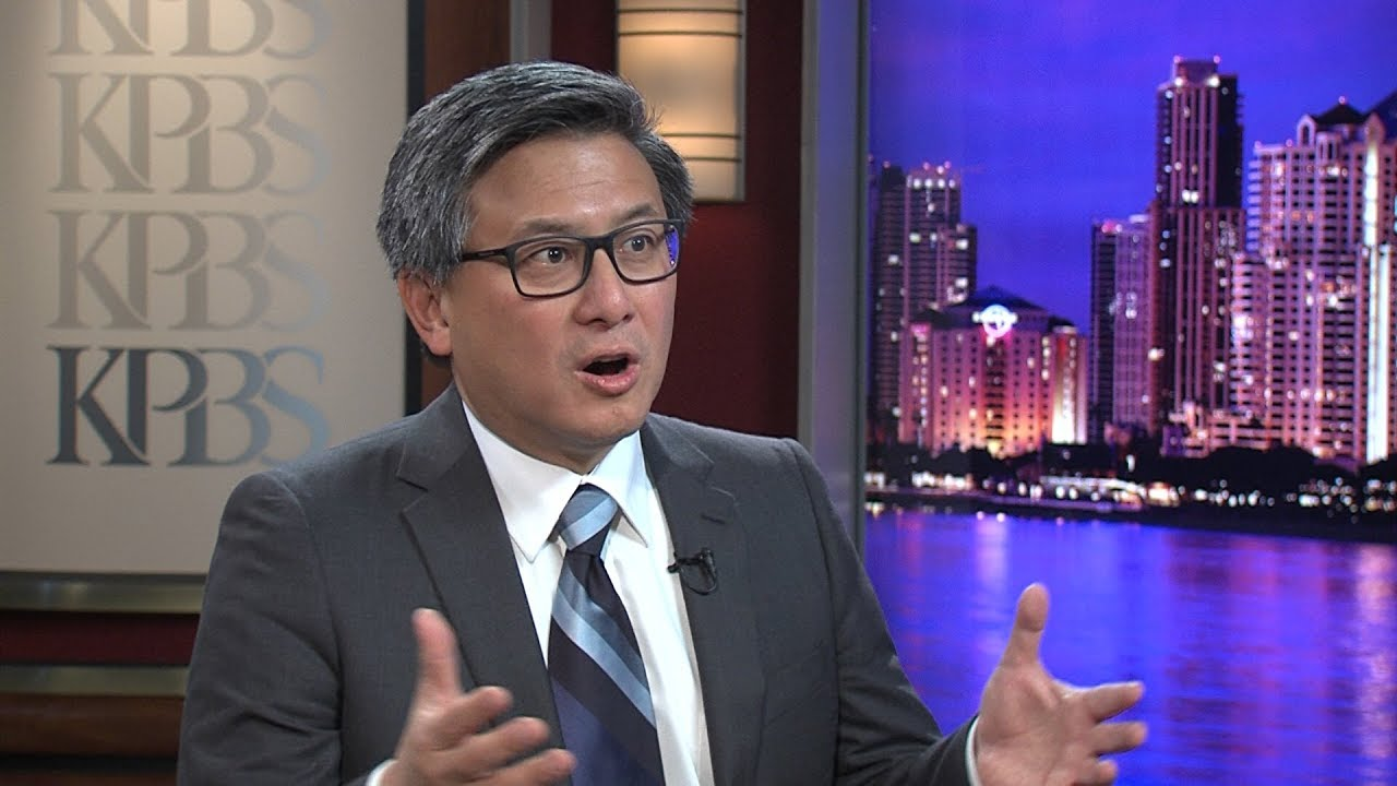California State Treasurer John Chiang  >> State Treasurer John Chiang Discusses His Run For California Governor