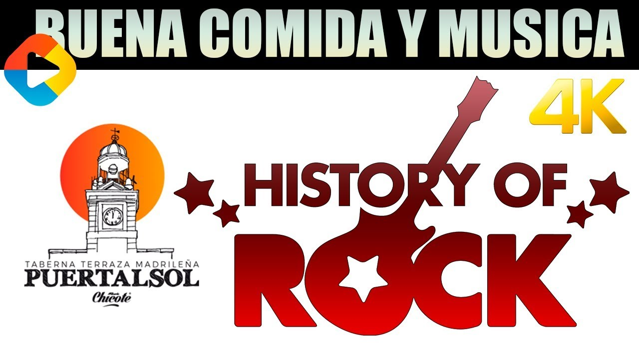 Comer En Puertalsol De Chicote Y El Musical De History Of Rock Dongregorioyjack
