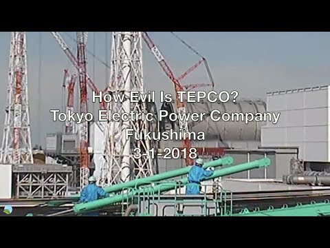 How Evil Is TEPCO? Tokyo Electric Power Company Fukushima 3-