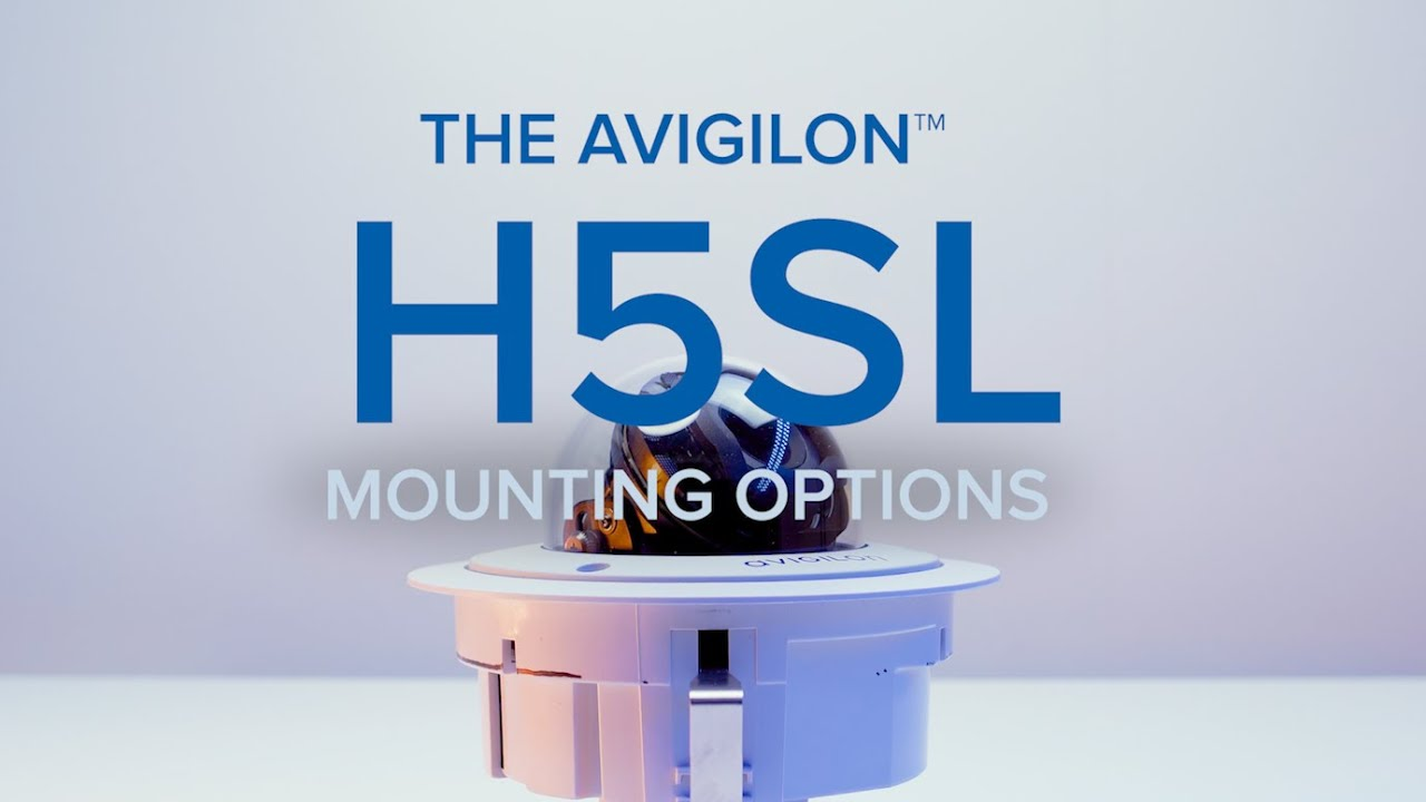 H5SL Camera Line | Mounting Options