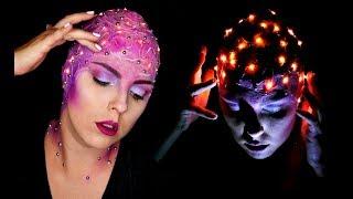 Svítící Mimozemšťan | Halloween Makeup Tutorial