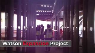 Baixar Watson Expansion Project Update