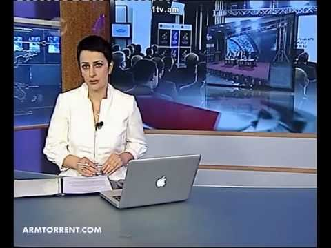 Haylur coverage of the presentation of Armenia's export-led industrial strategy