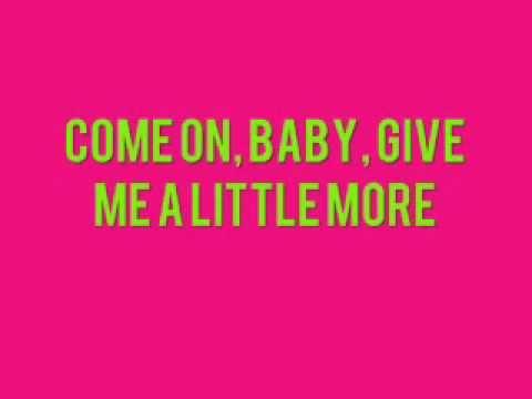 [On Screen Lyrics] Little Big Town - A Little More You