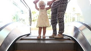 Download Funny Video Escalator Fails - First Time On a Escalator Compilation Mp3 and Videos