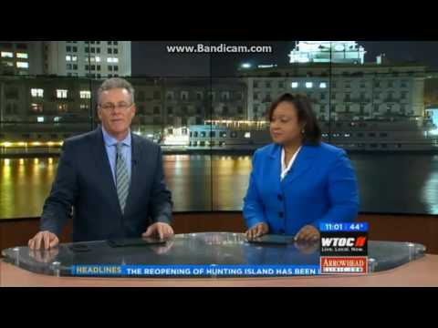 WTOC: The News At 11pm Open--12/16/16