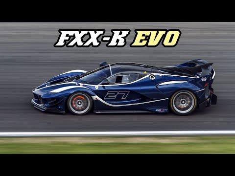 $4 million 1038hp FERRARI FXX-K evo - Spa...