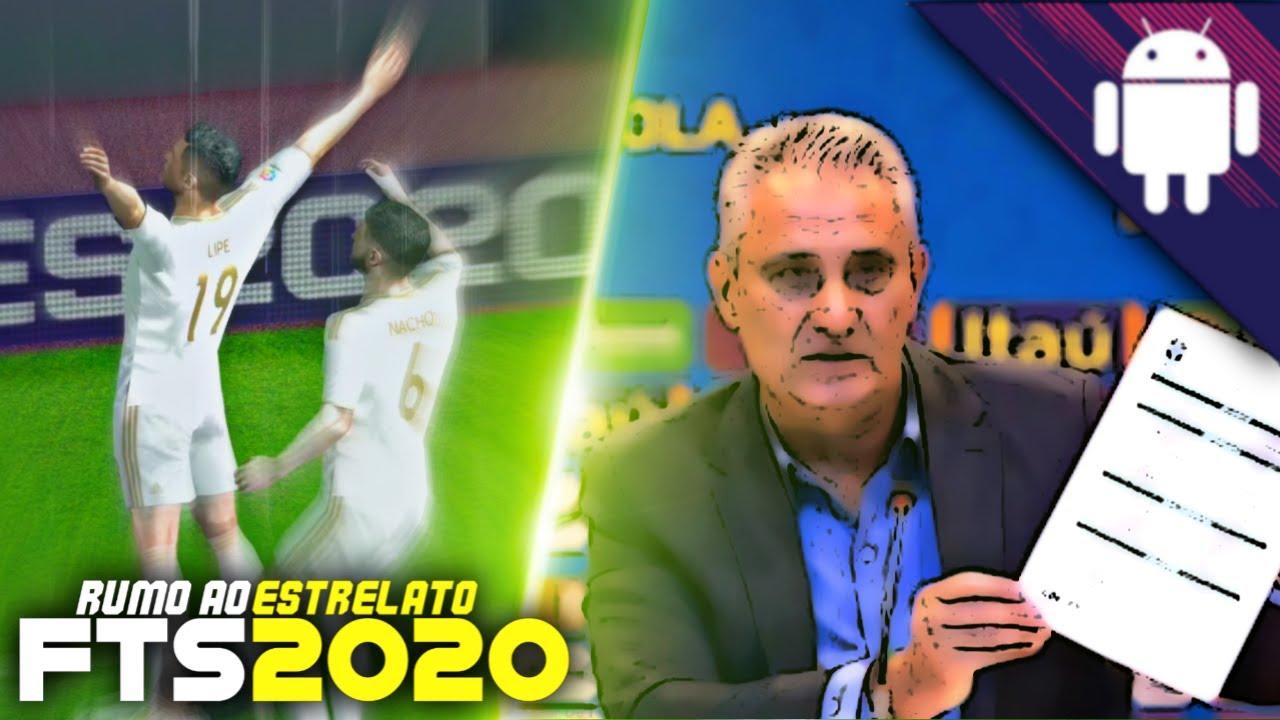 NOVO ÍDOLO DO REAL MADRID?! MERECEMOS IR PRA SELEÇÃO - FTS 20 - Rumo Ao Estrelato #56