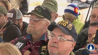Sen. Kowall takes part in ceremony recognizing Vietnam Veterans Day