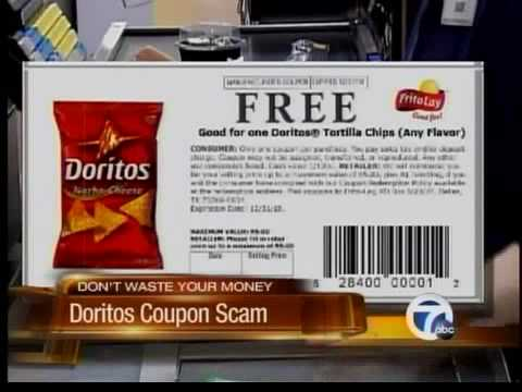 phony grocery coupons