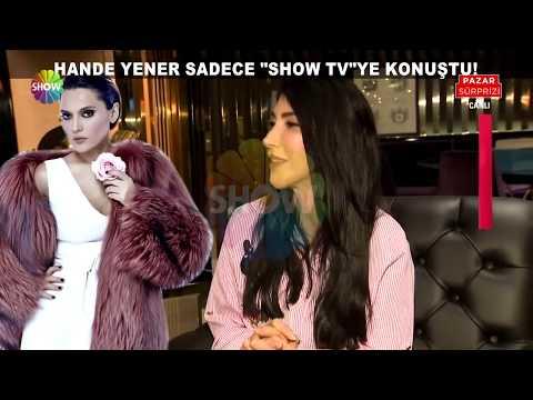 Hande Yener ile Demet Akalın'ın barışma hikayesi!