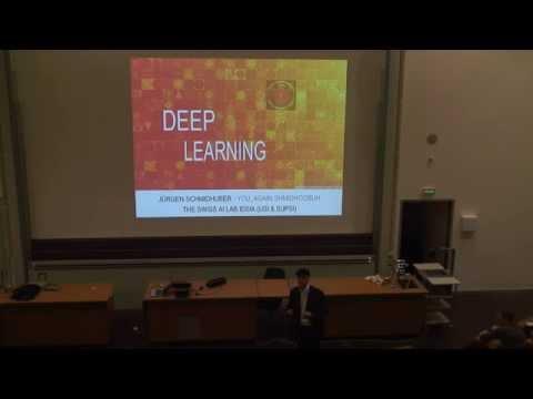 Deep Learning - Jürgen Schmidhuber - #1