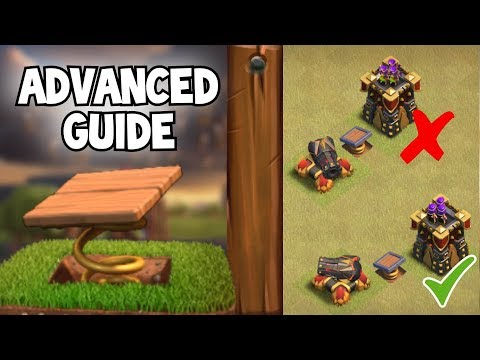 Ultimate Spring Trap Guide - 3 Hogs Every Time! | Clash of Clans