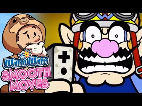 Waggle Like You Mean It! - WarioWare: Smooth Moves - Episode 1