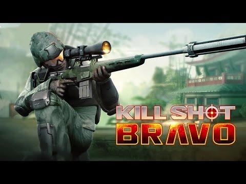 Kill Shot Bravo (by Hothead Games Inc.) - iOS / Android - HD (Sneak Peek) Gameplay Trailer