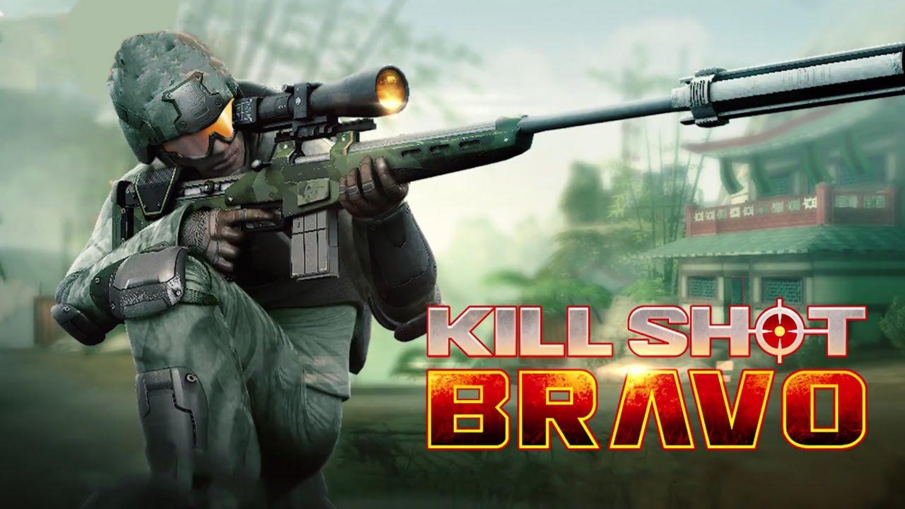 لعبه Kill Shot Bravo v2.5.0 Build 20500003 مهكره (تقييم 4.4)