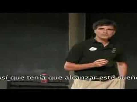 La última Lección De Randy Pausch 2