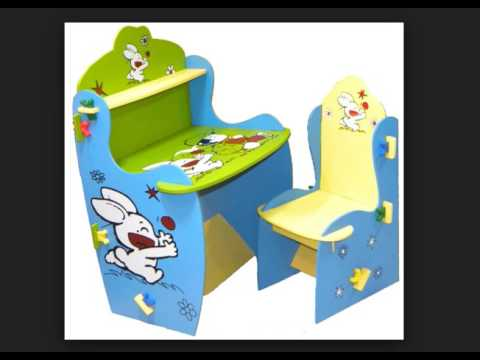 #Children Study Table U0026 Chair Design Ideas | Colorful And Inspirational Kids  Desk Design Ideas