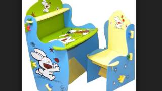 #Children study table & Chair design Ideas | Colorful and Inspirational Kids Desk Design Ideas