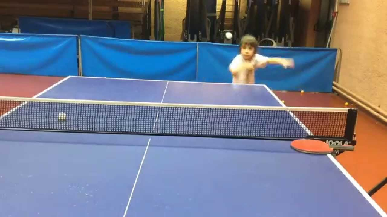 Arthur cam bordeaux tennis de table youtube - Tennis de table classement individuel ...