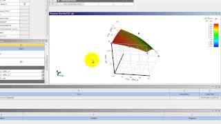 Видеоурок CADFEM VL1205 - Задача газодинамической оптимизации пера лопатки в ANSYS DesignXplorer