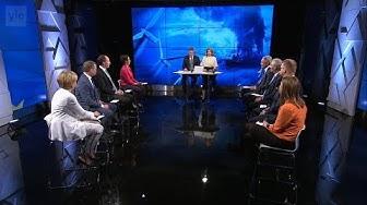 Eurovaalit 2019: YLE Suuri puheenjohtajatentti 2019-05-23 (FiNSUB)