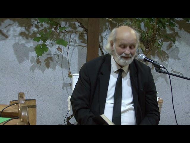 2021.10.13. Iványi Gábor - Bibliaóra - Megbékélés Háza Templom