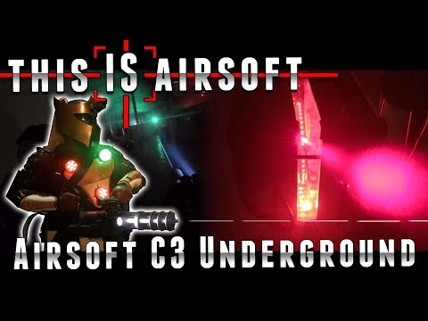 Airsoft C3 Underground @ Gamepod Combat Zone - This IS Airsoft -  Airsoft Evike.com