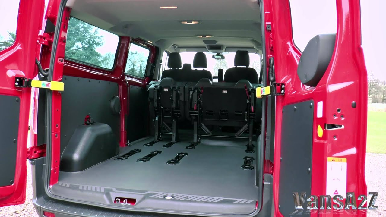 ford transit custom kombi flexible friend youtube. Black Bedroom Furniture Sets. Home Design Ideas