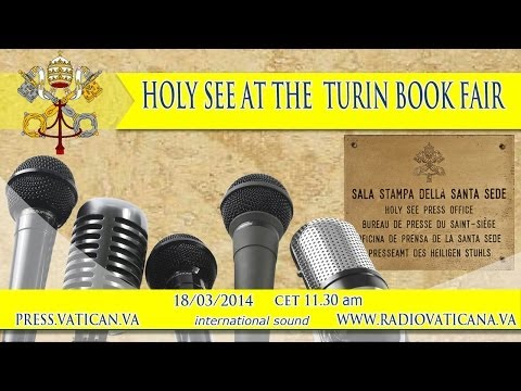 The Holy See and the International Book Fair of Turin