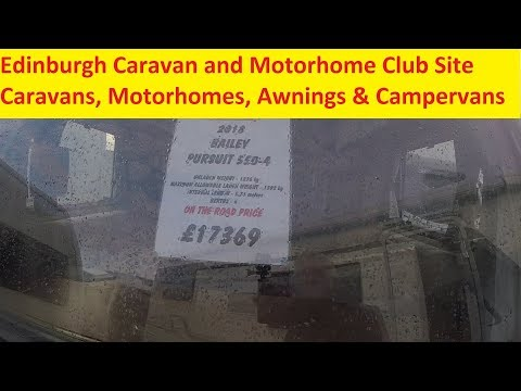 Caravans, Motorhomes Awnings & Campervans