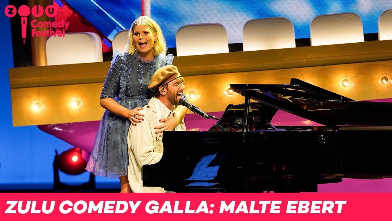 Download ZULU Comedy Galla 2020 - Malte Ebert og Feministsangen
