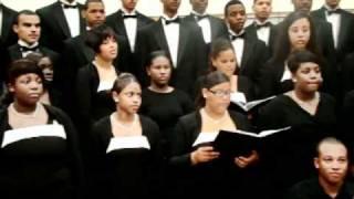 Cedarbridge Academy Choir For 2010