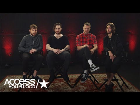 Imagine Dragons: What To Expect From Their New Album & World Tour | Access Hollywood
