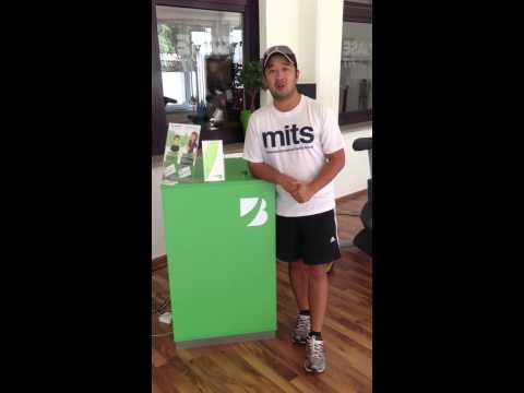 MITS Singapore visits Base Tennis