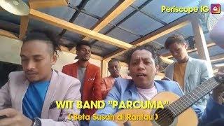 """Arie Kriting & Abdur Arsyad """"Parcuma"""" (Beta Susah di Rantau)"""
