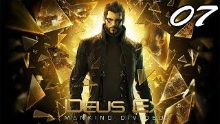SUSSURRI DALLE OMBRE - Deus Ex Mankind Divided Walktrough Walktrough ITA #07
