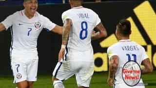 Chile debutó en Confederaciones y triunfó ante Camerún!