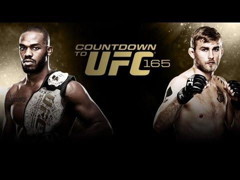 Conteo Regresivo UFC 165: Jones vs. Gustafsson