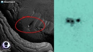 """MYSTERIOUS """"Sphere"""" Discovered On Mars & More! 3/25/17"""