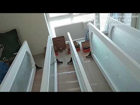 Установка 5 дверей от ульяновской фабрики DioDoor в Рязани